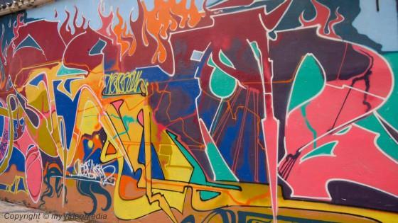 Graffiti - Artist Senor - Athens