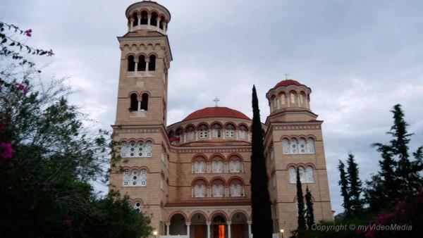 Cathedral of Saint Nectarios of Aegina