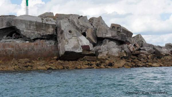 Cherbourg fort de l'Est