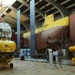 La Cite de la Mer – Cherbourg-Octeville