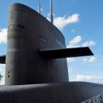 Le Redoutable – the first French nuclear submarine