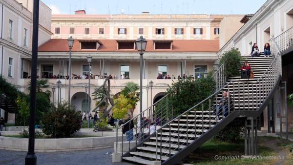Courtyard Nuovo Mercato Esquilino
