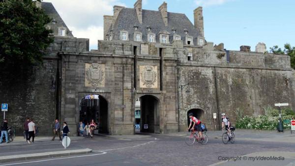 City Gate Saint Malo