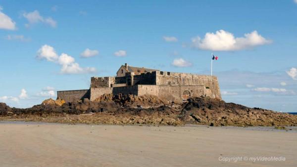 Fortress Saint Malo