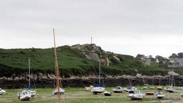 An der Westküste der Bretagne