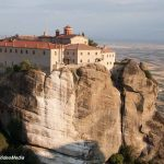 Meteora – the monasteries suspended in the air