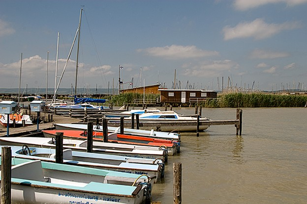 Neusiedl at the Lake