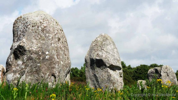 Neolithic Stone alignment