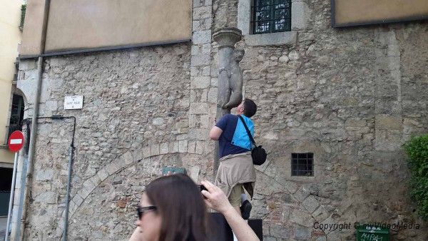 Girona la leona
