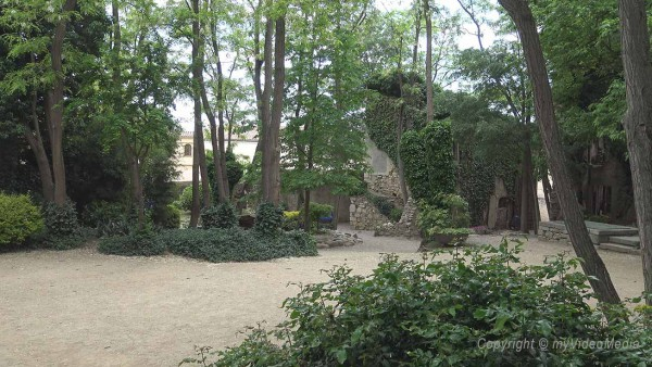 Girona castle