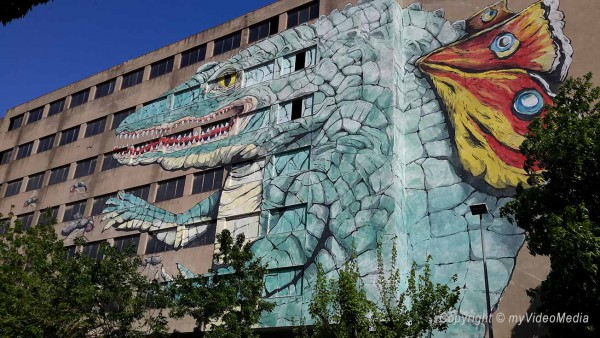 street art Girona