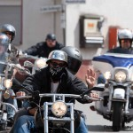 Harley Ausfahrt 2008 – Moselwein meets Harley