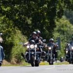 Mosel-Eifel-Harley Ausfahrt 2010