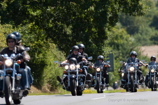 Mosel-Eifel-Harley Parade