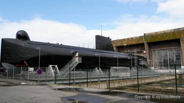 French Submarine