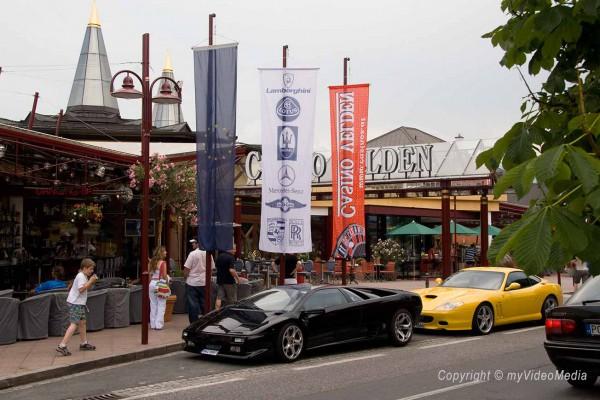 Sports car festival Velden