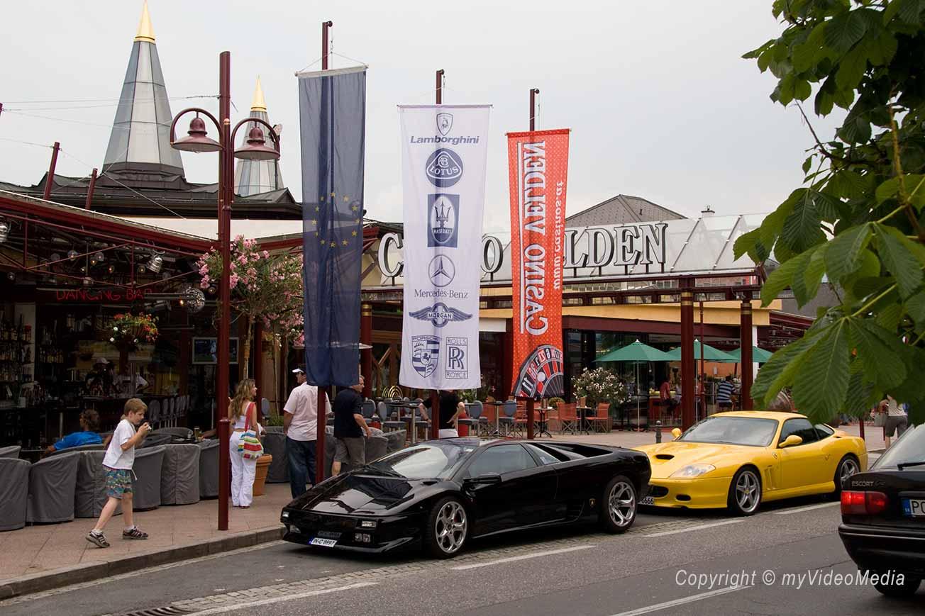 Sportwagenfestival Velden