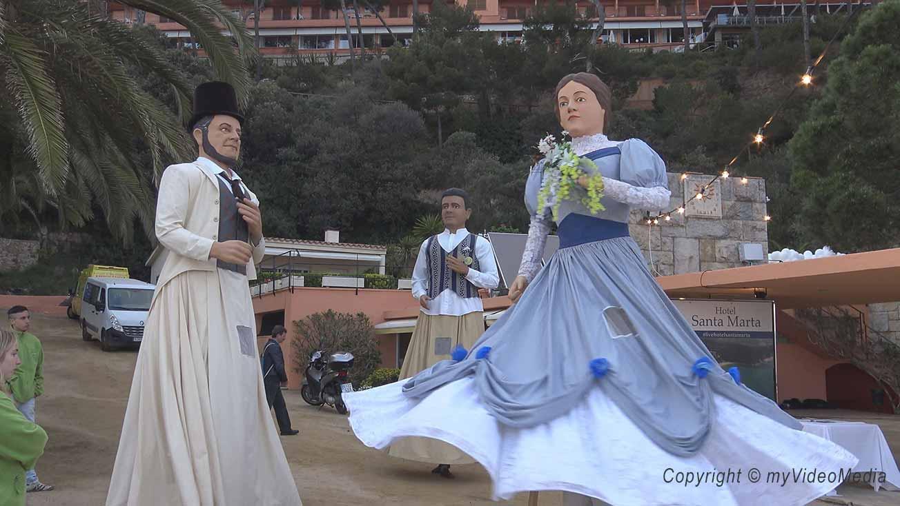 dancing gigantes