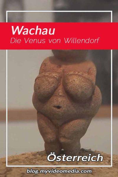 Venus von Willendorf in der Wachau