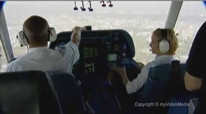 Cockpit Zeppelin