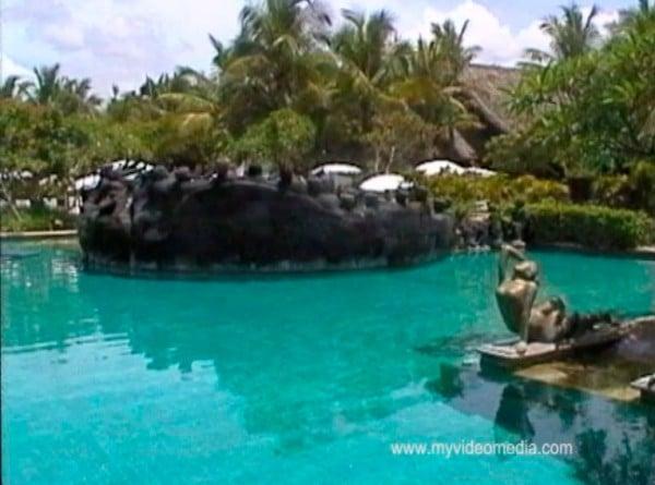 Bali Imperial Hotel pool