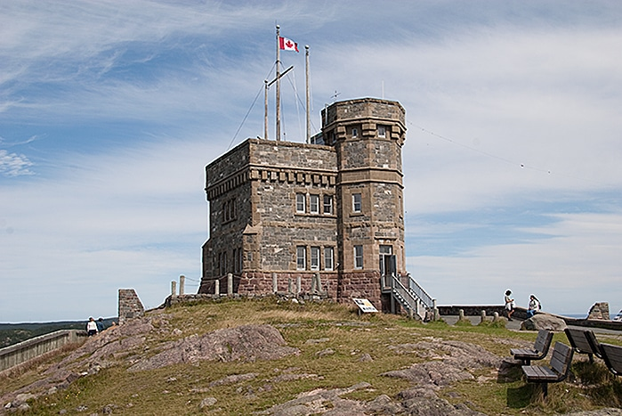 Cabot Tower Signal Hill