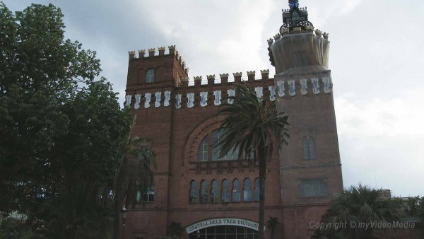 Barcelona Zoological Museum