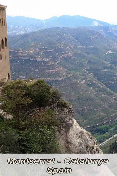By train to Montserrat Abbey