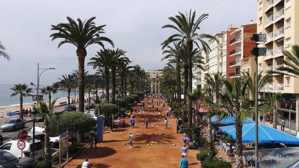 Promenade Lloret