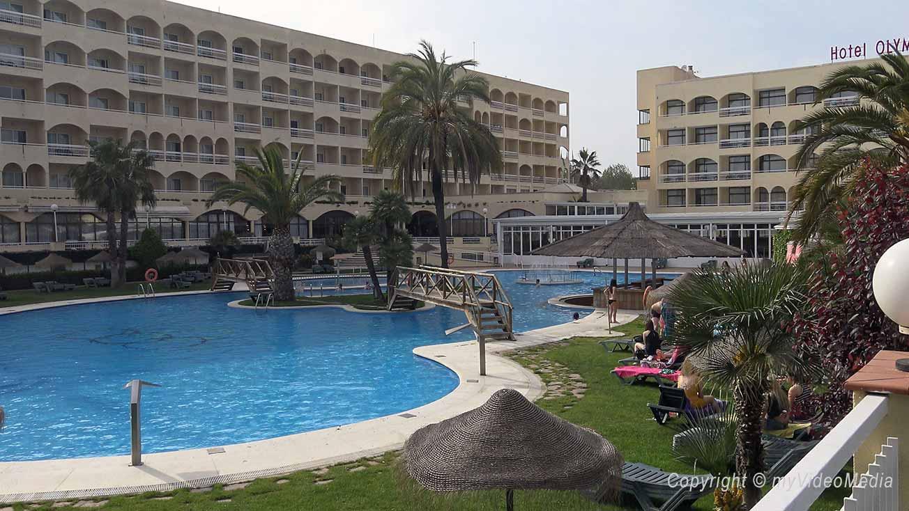 Evenia Olmpic Resort Pool