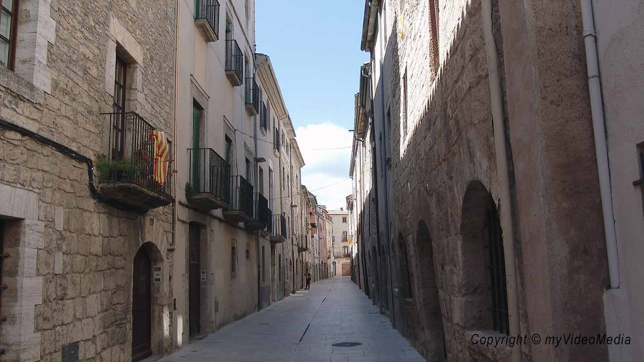 old town of Banyoles