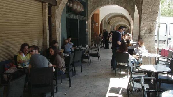 Cafe Placa Major Banyoles