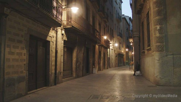 Abends in Girona