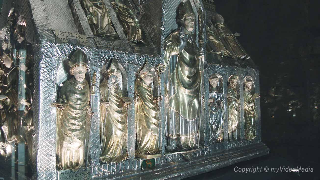 Reliquienschrein des Heiligen Martirianus