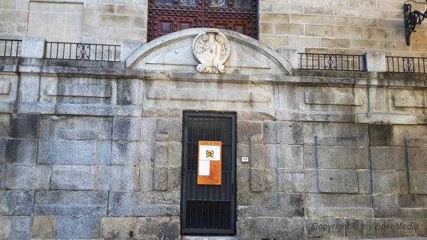 Capilla del Obispo Madrid