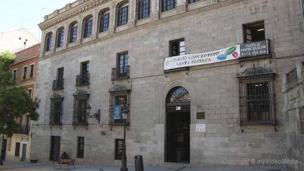 Palacio de los Vargas Madrid