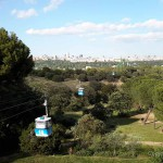 Cable car ride Casa de Campo – Madrid