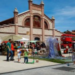 Matadero – art and cultural center of Madrid