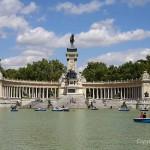 Parque del Retiro – Madrid