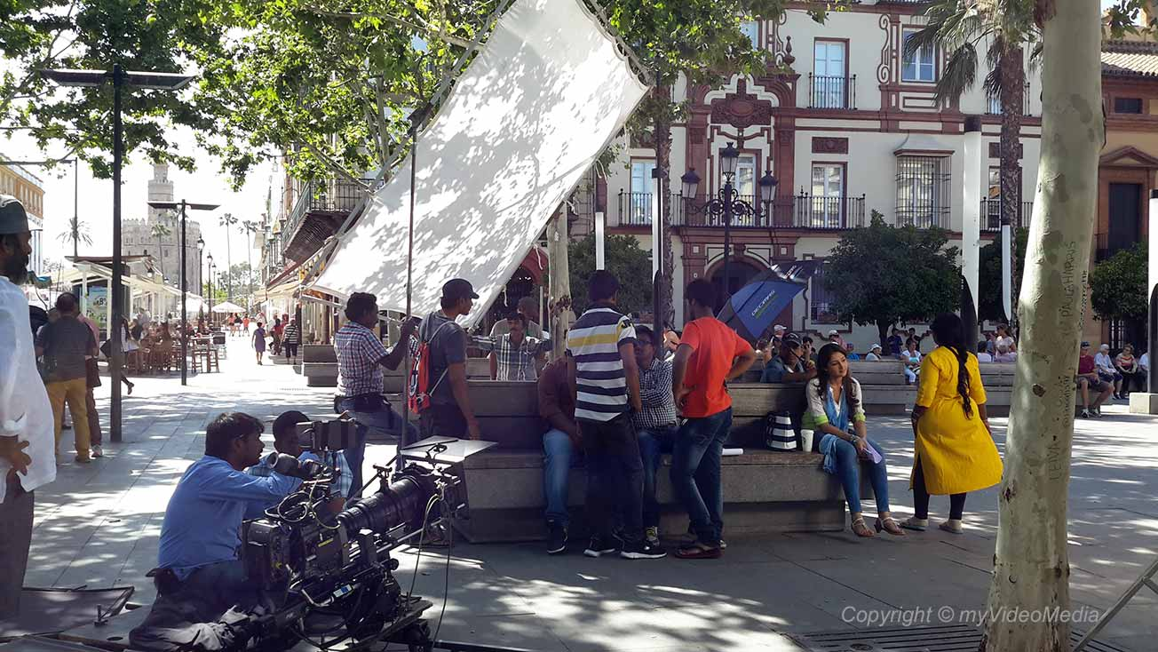 Bollywood in Seville