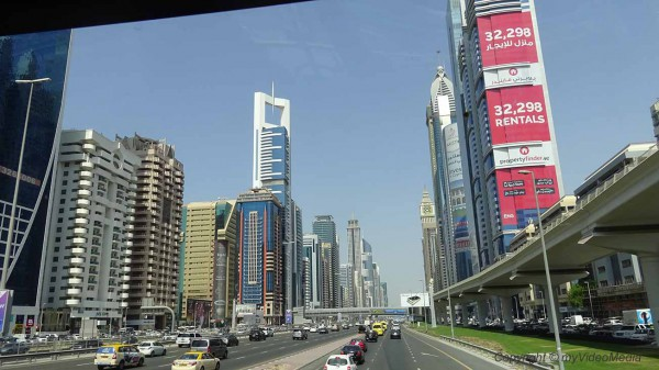 Sheik Zayed Road Dubai