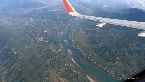 Roter Fluss Vietnam