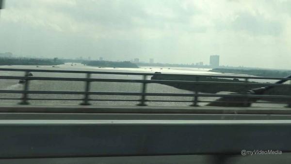 Bridge Hanoi red River