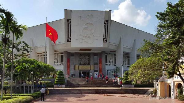 Ho Chí Minh Museum