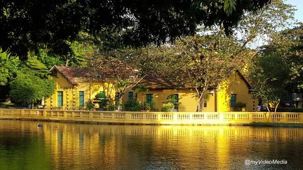 Ho Chi Minh House