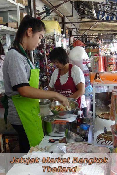 Jatujak Market
