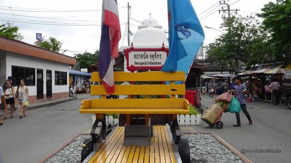 Jatujak Markt