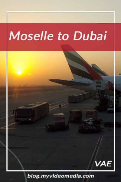 From the Moselle to Dubai