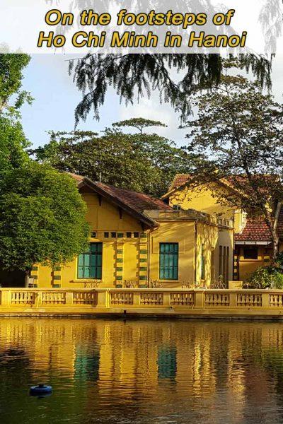 Footsteps of Ho Chi Minh Hanoi