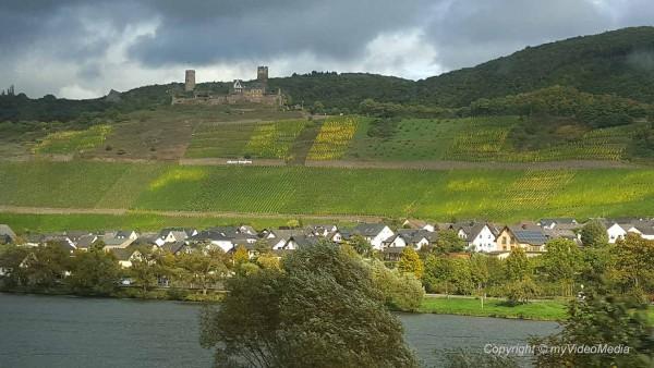 Along the Moselle to Dubai